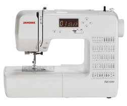 Janome DC1050 Computerized Quilting-Sewing Machine