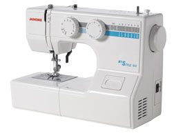 Janome MyStyle 100 Metal Frame Sewing Machine