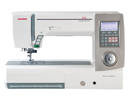 Janome Horizon Memory Craft 8900QCP Sewing Machine