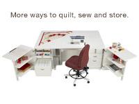 Koala Studios QuiltPro Plus IV Sewing Cabinet