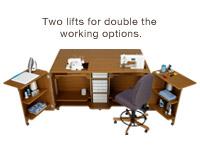 Koala Studios DualMate Plus lV Sewing Cabinet