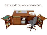 Koala Studios QuiltMate Plus lV Sewing Cabinet