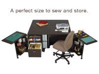Koala Studios SewMate Plus lV Sewing Cabinet