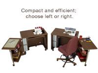 Koala Studio Cub Plus lV Mini Sewing Cabinet (Choose Left or Right)