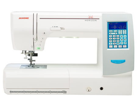 Janome Horizon Memory Craft 8200QCP Special Edition