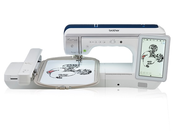 Brother Luminaire XP1 Premium Sewing and Embroidery Machine