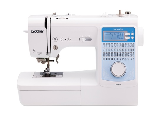 Brother NS80E Computerized Sewing Machine