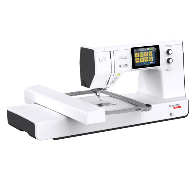 Bernette 79 Sewing and Embroidery Machine